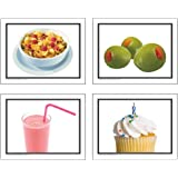 Carson Dellosa Key Education Nouns: More Food Learning Cards (845029)