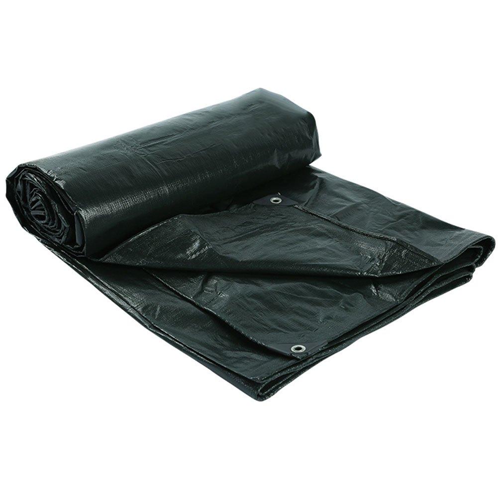 CHAOXIANG オーニング 耐寒性 耐高温性 耐摩耗性 耐食性 老化防止 防塵の 軽量 折りたたみ可能 PE 緑、 175g/m 2、 厚さ 0.25mm、 22サイズ (色 : 緑, サイズ さいず : 4×4m) B07DC5CFJ7 4×4m|緑 緑 4×4m