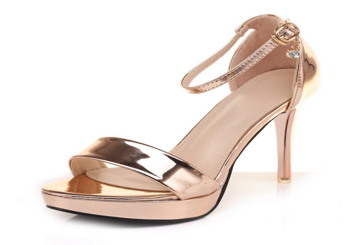 HBDLH HBDLH HBDLH Damenschuhe 12Cm in Ihren Hochhackigen Schuhe Sommer Sexy Nacht Fair Wasserdichte Tabelle der Evg Sandalen Damenschuhe. 6c9cde