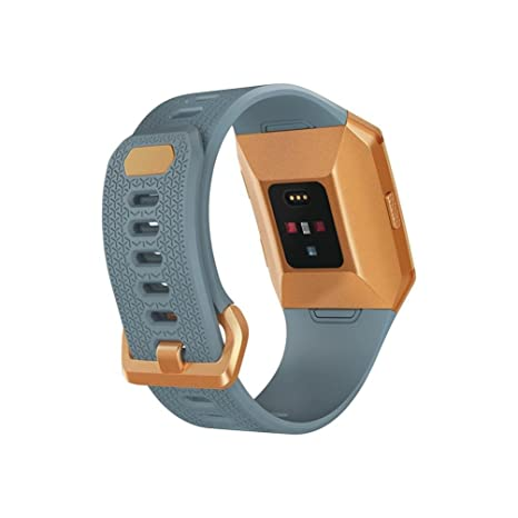 Amazon.com: Para Fitbit Ionic bandas, smytshop ajustable de ...