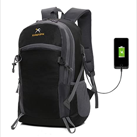 2ff142c3db0d WL Outdoor Sports Backpack Large Capacity Nylon Waterproof Camping Fitness  Men and Women Travel Backpack