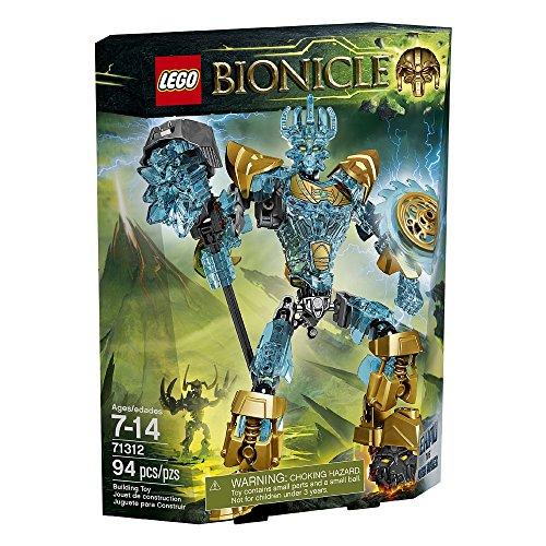 - LEGO Bionicle Ekimu The Mask Maker (71312)