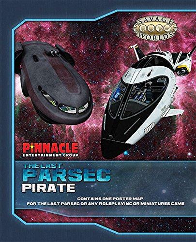 The Last Parsec  Research Pirate Vessel Map Set  S2p10906