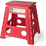 Amazon Com Superio Folding Step Stool With Anti Slip