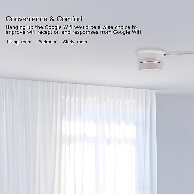 LUXACURY Luxury - Soporte de Pared para enrutador de Google WiFi ...