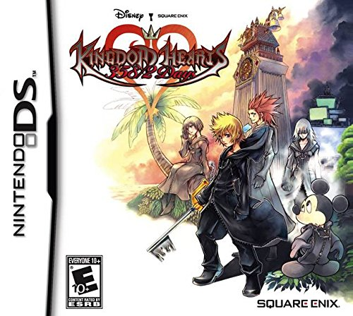 Kingdom Hearts 358/2 Days - Nintendo (Kingdom Hearts Video Game)