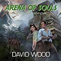 Arena of Souls: A Brock Stone Adventure: Brock Stone Adventures, Book 1 Audiobook by David Wood Narrated by James Conlan