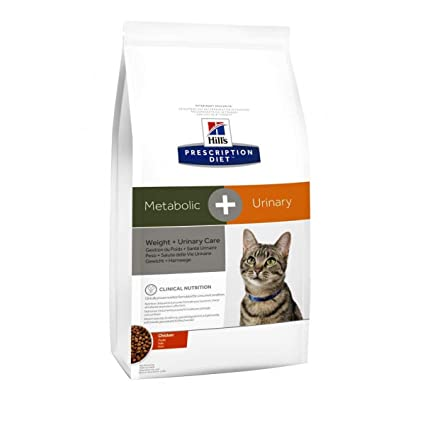 Hill`s Alimento Dietético para Gatos Metabolic Plus Urinary - 4 kg
