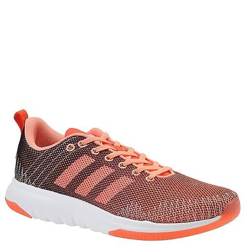 buy online 1beda 63d17 Adidas Neo - Tenis de Correr, Cloudfoam Super Flex W, para Mujer, Blanco