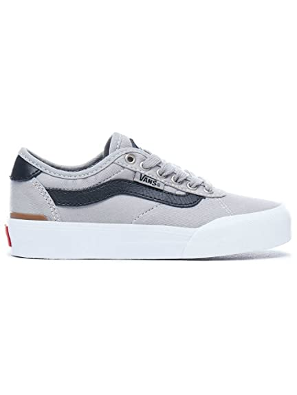 5b72d918196 Vans Chima Pro 2 Shoes UK 11 (Jnr) Drizzle Black White  Amazon.co.uk ...