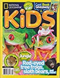Best National Geographic Magazines For Kids - National Geographic Kids Magazine September 2017 Review