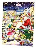 Windel – Adventskalender Kindermotiv 'Weihnachtsmann' – 75g - 3