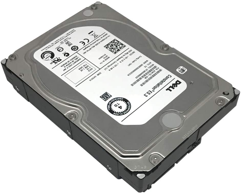 DELL/Seagate Constellation ES ST4000NM0033 4TB 7200RPM 128MB Cache SATA 6.0Gb/s 3.5
