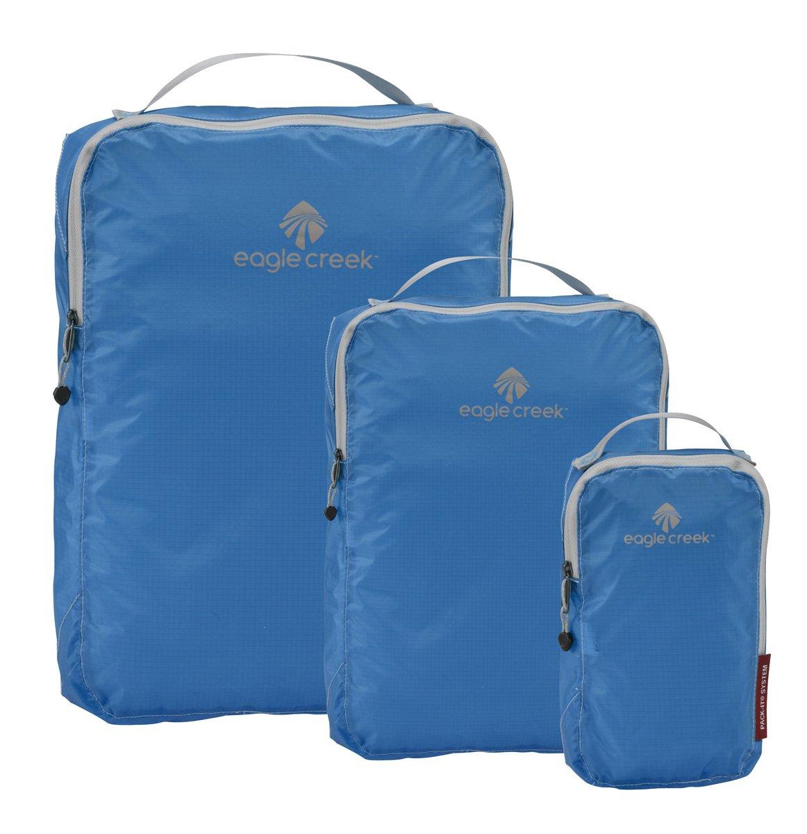 Eagle Creek Travel Gear Pack-it Specter Cube Set, Brilliant Blue by Eagle Creek
