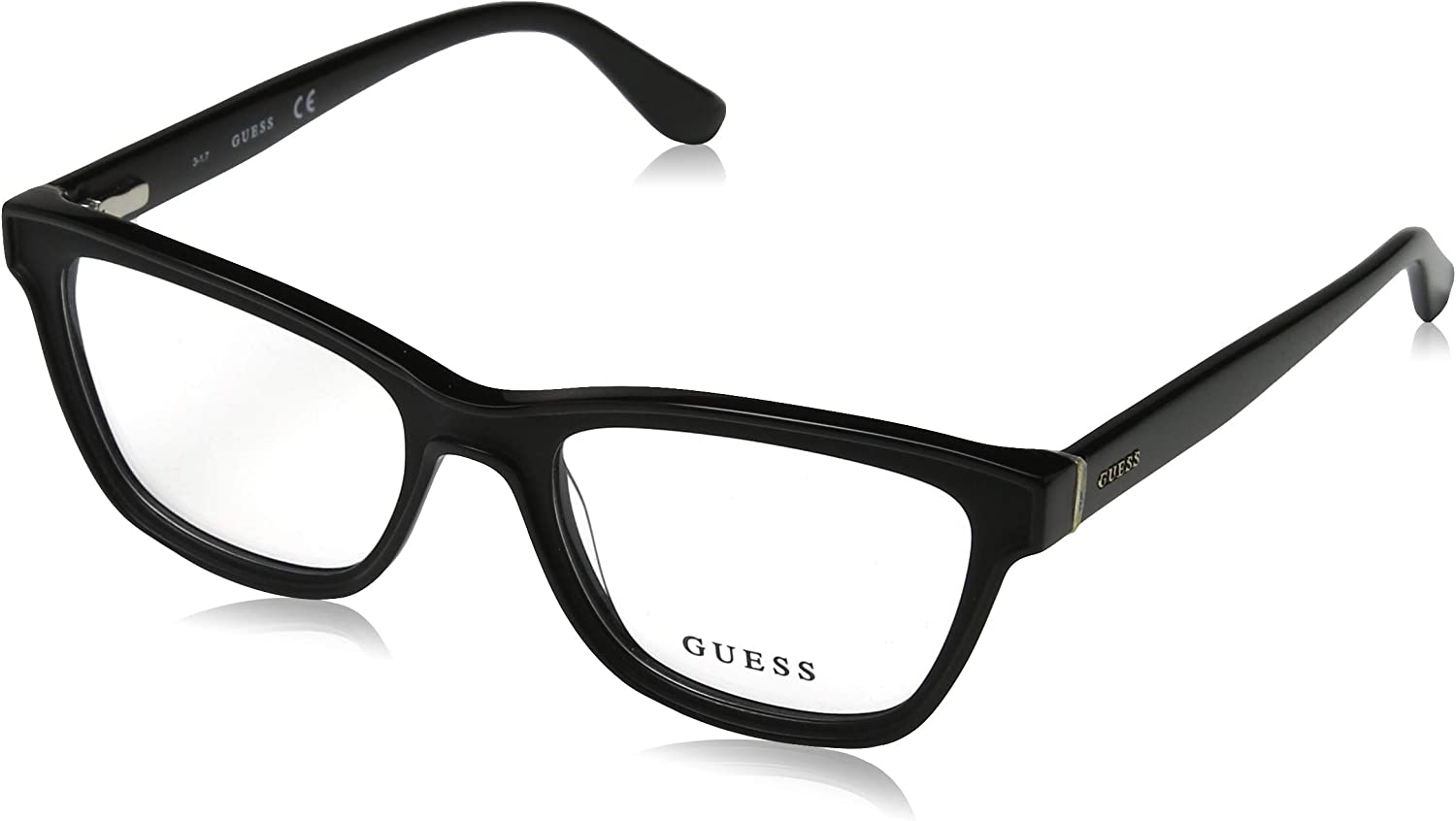 Guess Optical Frame GU2649 002 51 Montature Schwarz Donna Nero