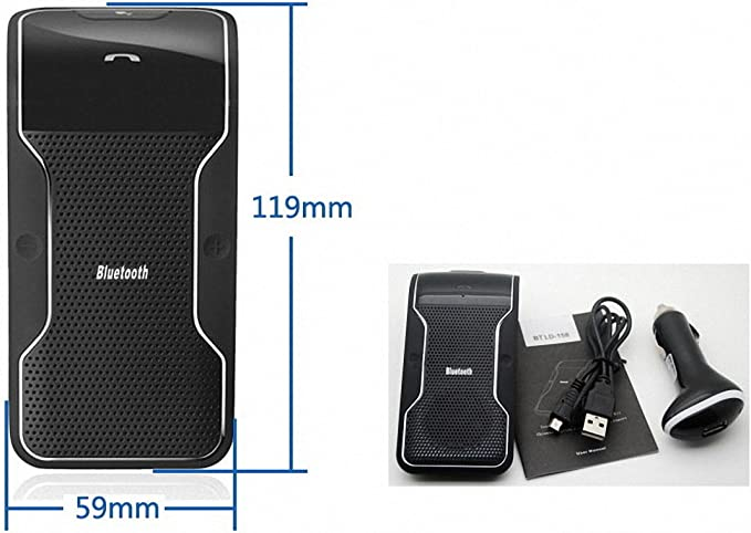 LQM Bluetooth Hands-free Phone System Visor Bluetooth Automatically Answer Longying Business ZYB