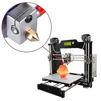 Huhuswwbin - Juego de 20 boquillas para impresora 3D, latón ...