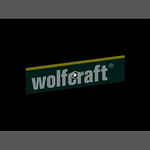 dbf23a1919dafc best Wolfcraft 6910000 1 Guide de Scie Circulaire Fks 115 Équipé de 2 Serre- joints