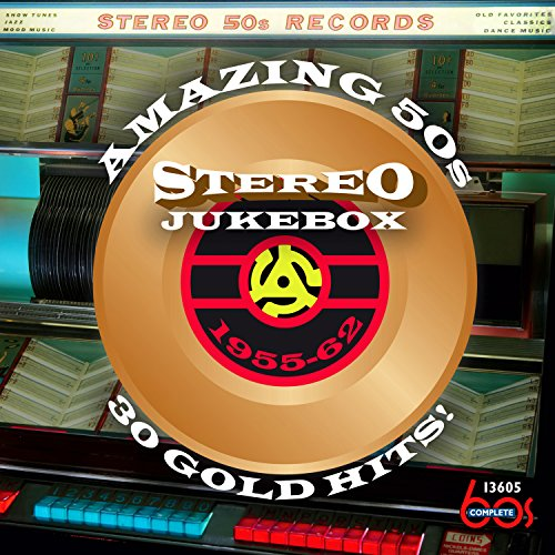Amazing 50s Stereo Jukebox 1955-62: 30 Gold Hits by Unknown