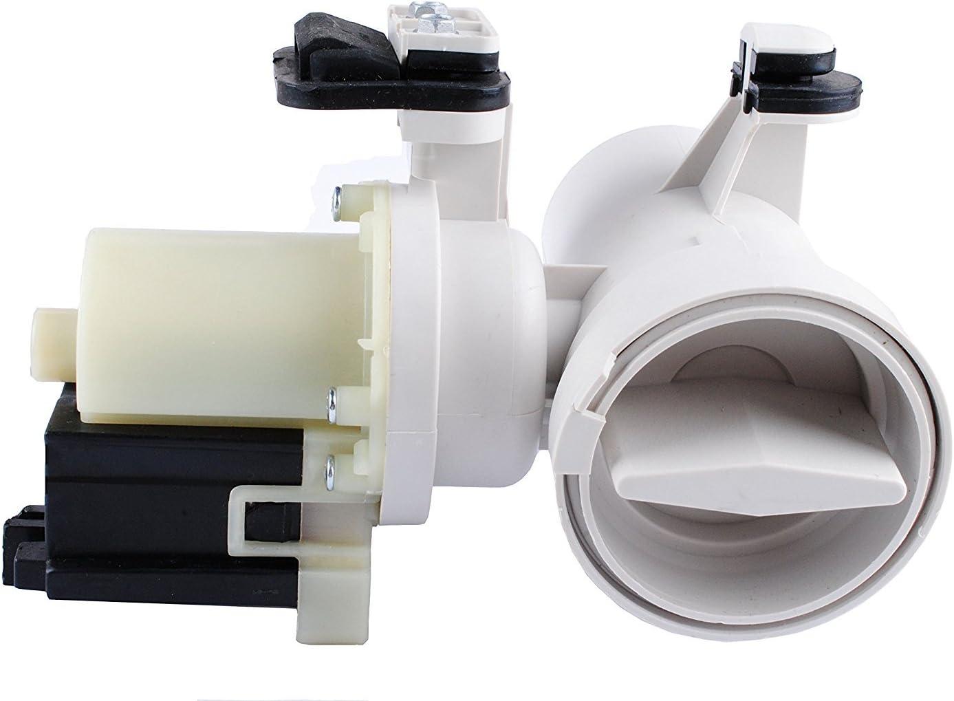 WHIRLPOOL OEM WHIRLPOOL 850024 Replacement Drain Pump W10130913 W10117829 Ap4308966 Ps1960402 ..