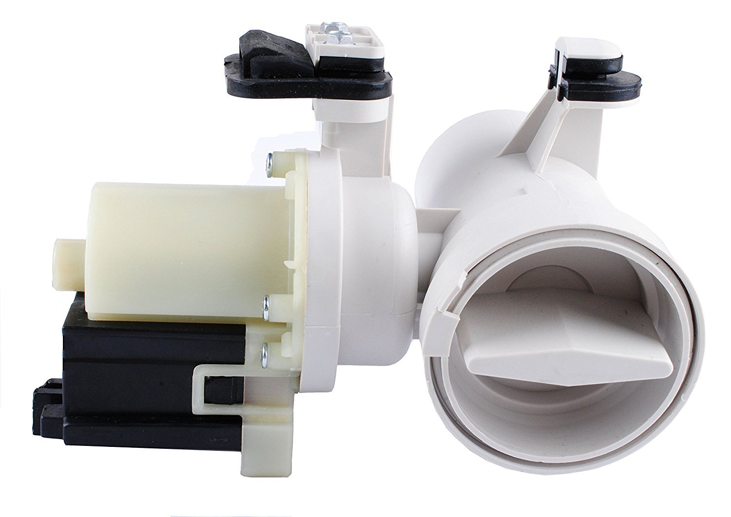 Ximoon Replacement Drain Pump for Whirlpool W10130913, 850024, W10117829, PS1960402 Model: SN15, Tools & Hardware store