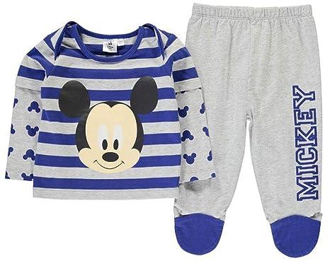 Mickey Mouse para beb/é ni/ño Pijama entero