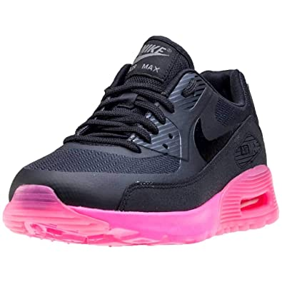 the best attitude 953c7 7b9ee Amazon.com | NIKE Women's Air Max 90 Ultra Shoe (12, Black ...