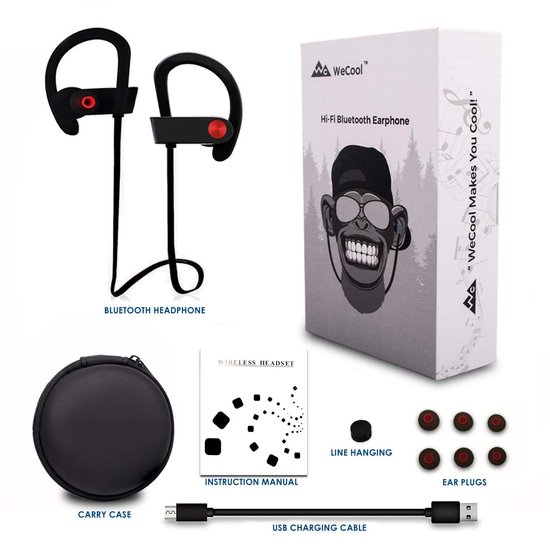 7d608a0cdeb WeCool Joggerz U8i Sports headsets || Bluetooth: Amazon.in: Electronics
