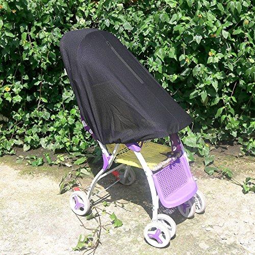 Blackout Stroller Cover - 8