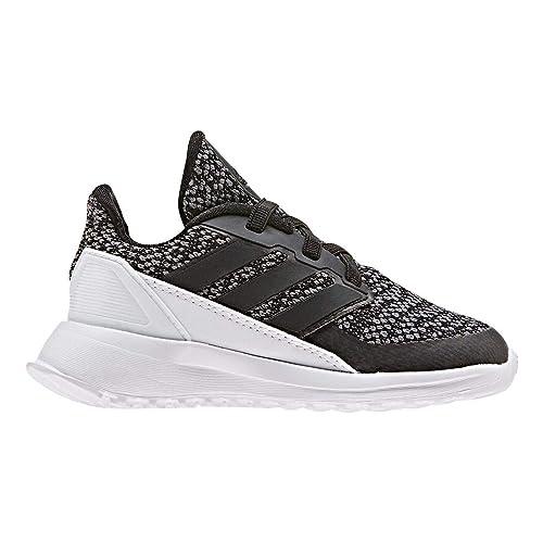 uk availability 55789 59a89 Amazon.com   adidas Kids  RapidaRun Knit El Running Shoe   Running