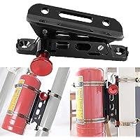 PSLER® Barra Antivuelco Ajustable Universal Soporte para Extintor