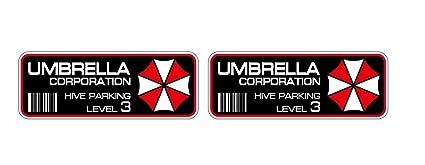 Amazoncom Umbrella Corporation Set Resident Evil Zombie