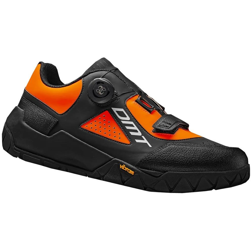 DMT E1 Orange Fluo Orange Schuhe 46