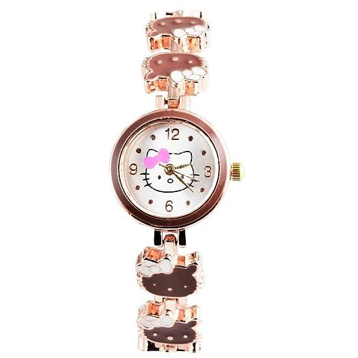 Relojes para adolescentes, relojes para niños, bonitos relojes para niños, pulsera de dibujos
