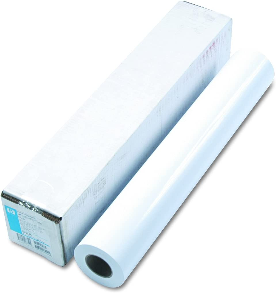 HP Universal Instant-Dry Gloss Photo Paper (24 Inches x 100 Feet Roll)