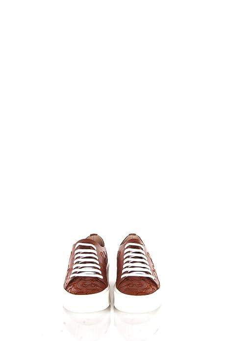 40 Donna Estate Primavera Sneakers 2017 Pinko Marrone Norvegese thrsQdC