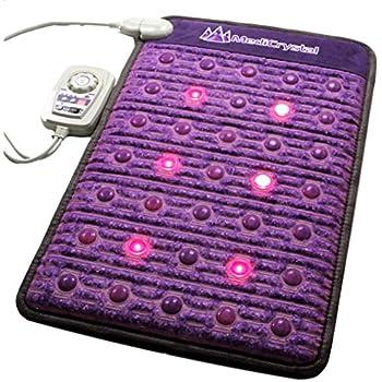 MediCrystal® Far Infrared Amethyst Mini Mat 32