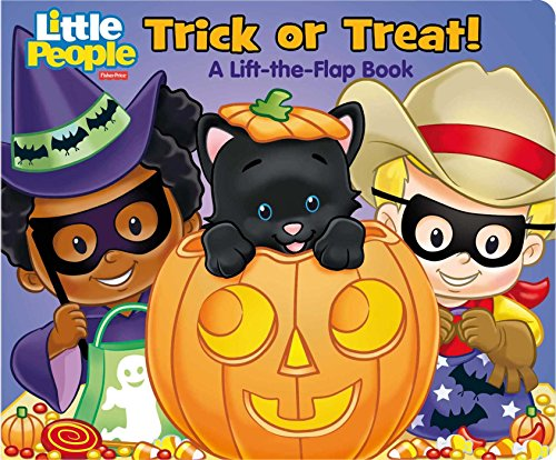 Fisher-Price Little People: Trick or