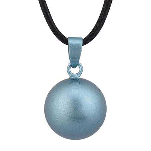 Lámpara de techo de pelota de Eudora Harmony 60,96 cm collar con ...