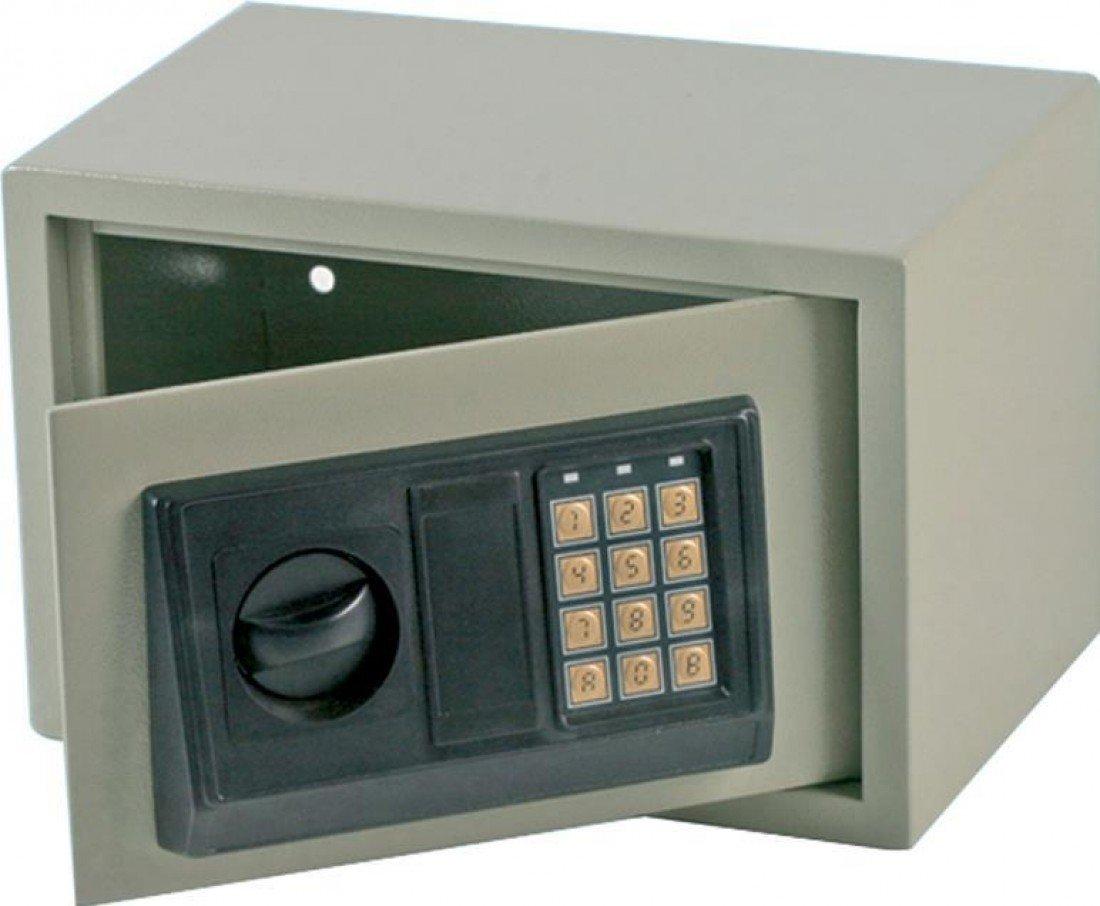 スチール構造セーフボックス ホームオフィス用デジタル電子金庫/保管庫 B00H3LBV7U