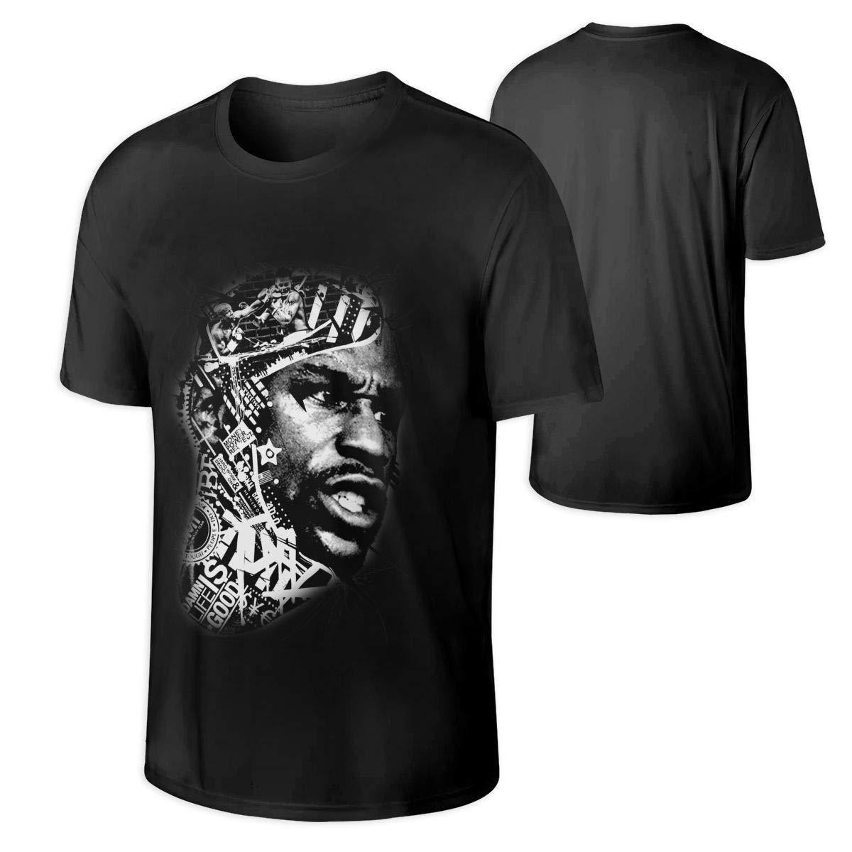 Carlojbruck Mans Floyd Mayweather Tshirt Tennis T Shirt Gift