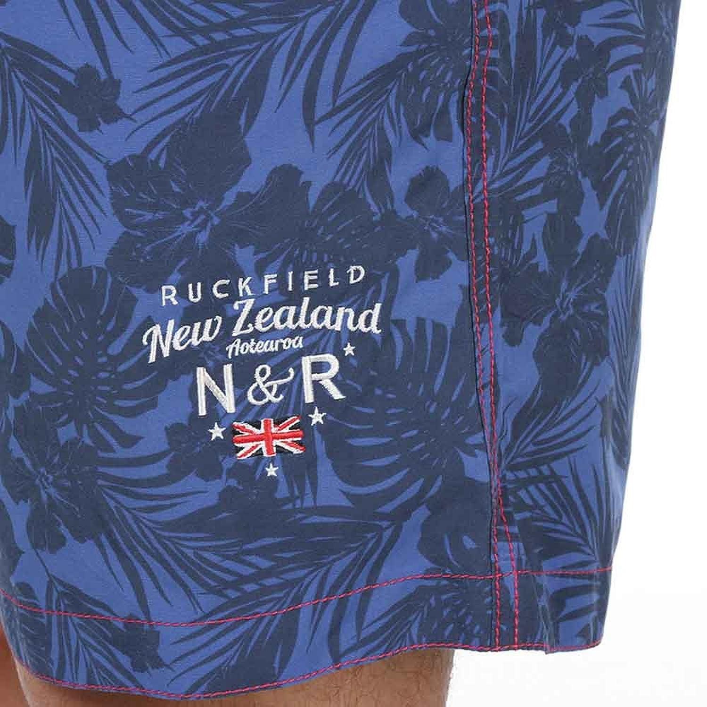 Ruckfield - Short de bain rugby tropical - Bleu: Amazon.fr: Vêtements et  accessoires
