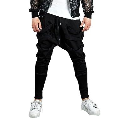 Cocoty-store 2019 Pantalones de Yoga Algodón Suave Piernas ...