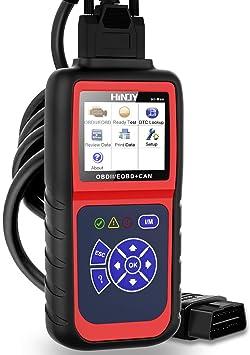 Enhanced OBD II Scan Tool Check Engine Reader Automotive Car Code Reader