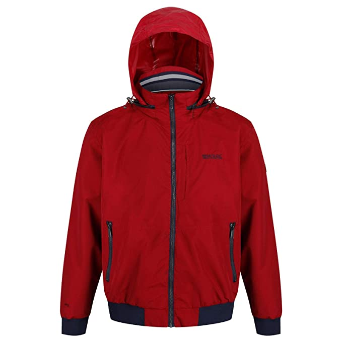 Regatta Maxfield Waterproof and Breathable Hooded Outdoor ...