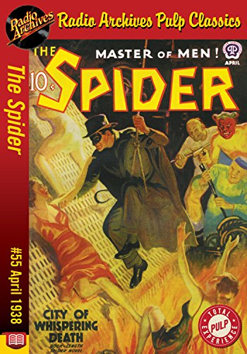 Spider #55 April 1938 (The Spider) (Murray 55)