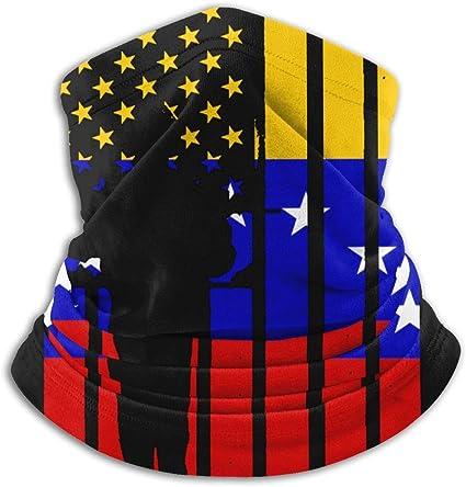 XXWKer Calentador de Cuello Deporte Calentador Pasamonta/ñas Polar M/áscara Its In My DNA Honduras Flag Men Women Face Windproof Neck Bandana For Snowboarding