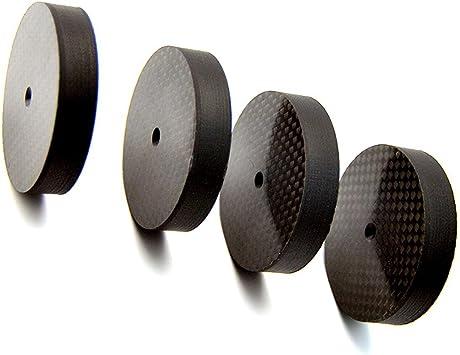 Amazon.com: Viborg Audio 4 X 40 X 10 mm altavoz de fibra de ...
