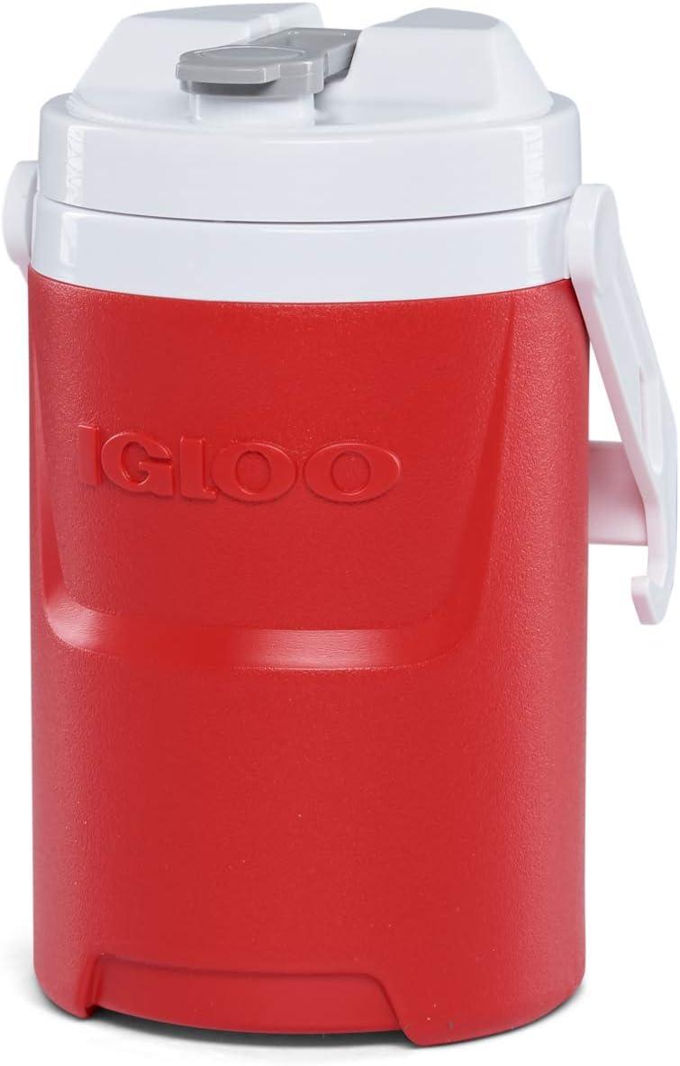Igloo 00031253 Laguna 1/2 Gallon Red Star, White, White, White