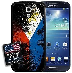 Philippines Flag Filipino Pride Art Painting Design Galaxy S4 Hard Case